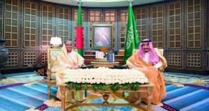 السعودية وبنجلاديش تبحثان تطوير العلاقات