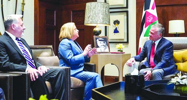 الأردن: الملك يعلن إنهاء اتفاق الباقورة والغمر مع إسرائيل