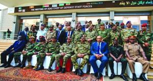 السودان: البشير يوجه بتعزيز علاقات بلاده مع مختلف الدول