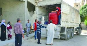 سوريا تبحث مع العراق تعزيز العلاقات وتستعرض القضايا في المنطقة