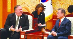 واشنطن: نحرز تقدما مع بيونج يانج في سبيل نزع السلاح النووي