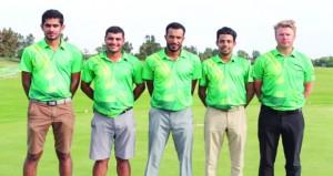 في البطولة العربية للجولف .. المنتخب يحتل المركز الحادي عشر وإقرار استضافة السلطنة للبطولة العربية للناشئين