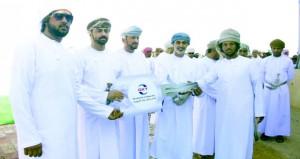 بالتعاون مع الاتحاد العماني لسباقات الهجن أوكسيدنتال عمان ترعى سباق هيما