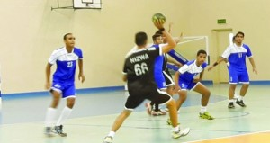 اليوم .. مباراتان في الجولة الثالثة لدوري الشباب لكرة اليد