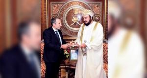 جلالة السلطان يتلقى دعوة للقمة العربية التنموية الاقتصادية والاجتماعية