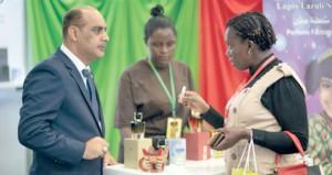 """المشاركون بـ""""أوبكس 2018″ بكينيا: المعرض فرصة مناسبة للبحث عن أسواق جديدة وواعدة لمنتجاتنا"""