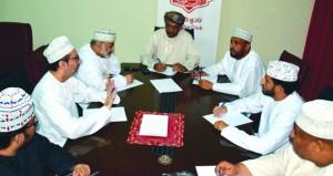 دائرة الشؤون الرياضية بمحافظة ظفار تنظم زيارات ميدانية للأندية ضمن مسابقة إبداعات شبابية