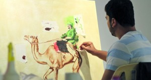 إسدال الستار على فعاليات النسخة الثالثة من الملتقى الخليجي للفنون التشكيلية بالدوحة