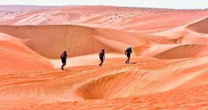 الكشف عن تفاصيل انطلاق النسخة السادسة من ماراثون عُمان الصحراوي