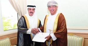 دعوة وزير الصحة للمشاركة في فعالية بأبوظبي