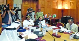 السلطنة تشارك في اجتماع مكافحة الإرهاب بالقاهرة