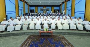 موسيقى سلاح الجو السلطاني العماني تحتفل بيومها السنوي والافتتاح الرسمي لمبناها الجديد