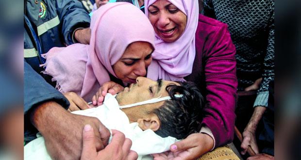 الاحتلال ينكل بعائلة منفذ عملية طعن بالقدس أصيب خلالها شرطيان