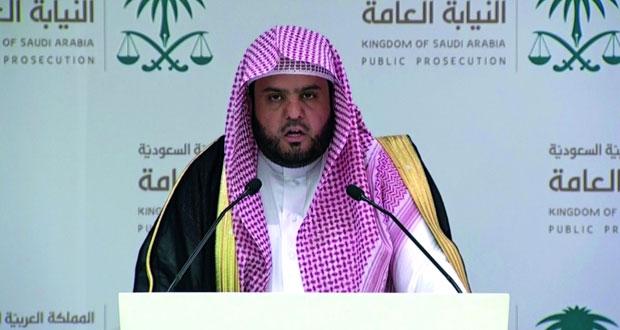 السعودية : توجيه اتهامات لـ11 من الموقوفين بقضية خاشقجي والمطالبة بإعدام 5 منهم