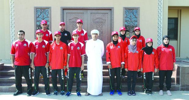الفريق الوطني للرماية يشارك في البطولة العربية الشاملة بدولة قطر
