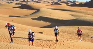 اليوم انطلاق منافسات النسخة السادسة لماراثون عُمان الصحراوي