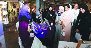 المستشفى السلطاني ينظم يوماً مفتوحاً بمناسبة اليوم العالمي للأطفال الخـدج