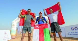 رشيد المرابطي يخطف لقب الجولة الثالثة والسعدي وصيفا واليوم انطلاق المرحلة الرابعة في ماراثون عمان الصحراوي
