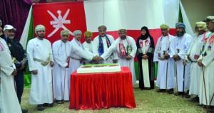 محافظات وولايات السلطنة تواصل احتفالاتها بالعيد الوطني الـ 48 المجيد