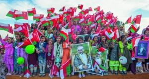 48 عدسة تلتقط ألوان البهجة في احتفالات العيد الوطني المجيد