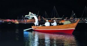 مشاركة عمانية واسعة في النسخة الثامنة لمهرجان المحامل التقليدية بالدوحة