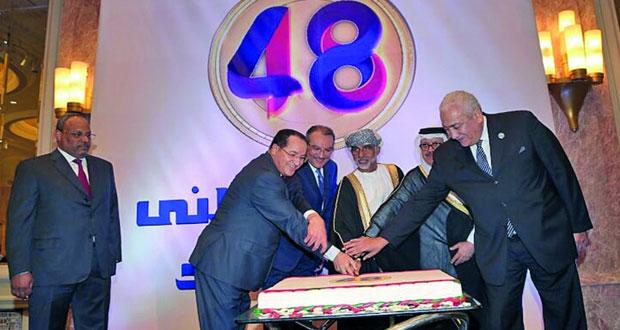 سفارات وقنصليات السلطنة تواصل احتفالاتها بالعيد الوطني الـ48 المجيد