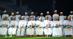 تنظيم مبادرة أهالي السيب لزفاف ٤٨ عريسا ابتهاجا بالعيد الوطني المجيد