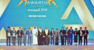 سلمان بن إبراهيم يشكر حكومة السلطنة على جهودها في إنجاح الحفل الآسيوي
