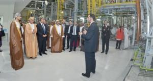 """افتتاح معهد """"تكاتف بتروفاك عمان"""" بتكلفة تجاوزت 12 مليون ريال عماني"""