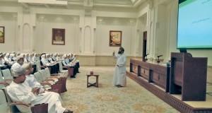 مركز السلطان قابوس العالي للثقافة والعلوم ينفذ محاضرات تربوية بعدد من المحافظات