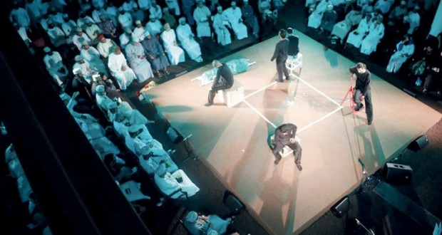 بيت الزبير تستعد لإطلاق النسخة الخامسة لأيام المسرح الدائري