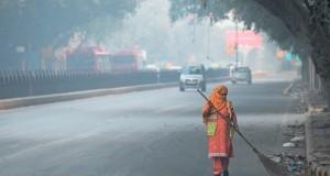 ارتفاع مستويات التلوث في نيودلهي لمستويات خطيرة
