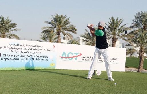 السلطنة تستضيف البطولة الخليجية للجولف للكبار والشباب والناشئين والفتيات