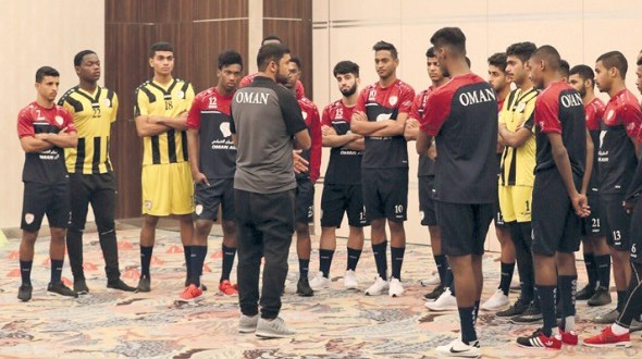 منتخبنا الوطني الأولمبي يخوض أول مران لملاقاة نظيرة السعودي غدا بجدة استعدادا للتصفيات الآسيوية