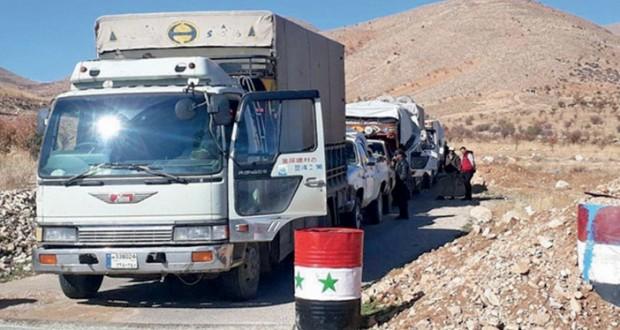 سوريا : عودة دفعات جديدة من اللاجئين بلبنان