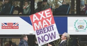 زوابع سياسية في أوروبا .. مستقبل ماي على المحك وماكرون وميركل جبهة واحدة لمواجهة (الشعبوية)