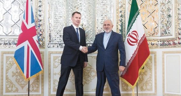 إيران لا تزال متفائلة بقدرة أوروبا على إنقاذ (النووي)