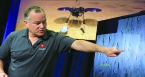 مسبار انسايت يقترب من الهبوط على المريخ