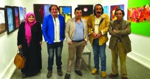 فنانون من أجيال ومدارس متنوعة في معرض بجلعد