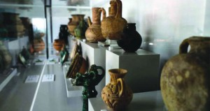 حضارة بلاد ما بين النهرين في متحف نابو بلبنان