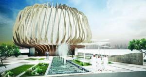 """""""عمان ـ فرص عبر الزمن"""" في أكسبو 2020)"""