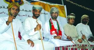 المصنعة تشهد الأمسية الشعرية الوطنية في حب عمان وجلالة السلطان