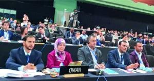 """السلطنة تناقش ملف عرضة"""" الخيل والإبل"""" في اجتماعات اللجنة الدولية لصون التراث الثقافي غير المادي"""