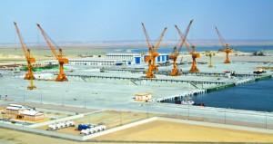 الجابري: استثمارات الحكومة في البنية الأساسية بالدقم وفرت بيئة محفزة لاستثمارات القطاع الخاص المحلي والعالمي