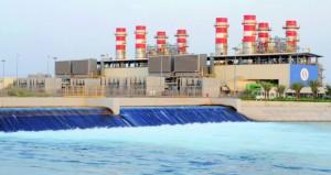 أكثر من 25.6 ألف جيجا واط / سـاعة إنتاج السـلطنة من الكهرباء بنهاية أغسـطس الماضي