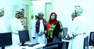افتتاح المرحلة الأولى لأكاديمية الأمن الإلكتروني المتقدم في السلطنة