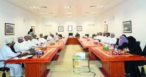 مجلس البحث العلمي يعرف بخدماته الالكترونية لبعض الجهات الحكومية