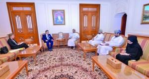 بحث تبادل الخبرات بين الشورى ومندوبية الاتحاد الأوروبي