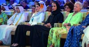 وفد جامعة السلطان قابوس يشارك في مؤتمر القمة العالي للابتكار بقطر