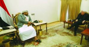 جريفيث يلتقي غدا مسؤولين في الحكومة اليمنية بالرياض